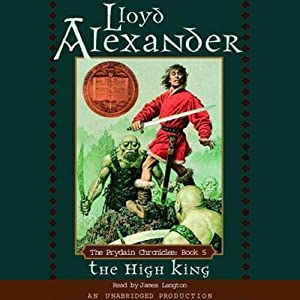 The High King: The Prydain Chronicles, Book 5 | [Lloyd Alexander]