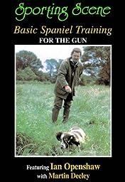 BASIC SPANIEL TRAINING FOR THE GUN