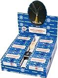 Satya Sai Baba Nag Champa Temple Incense Cones, Carton of 12 Boxes