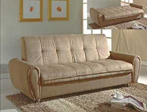 Super 4 Taupe Adjustable Storage Sofa Bed Sleeper Sofas Shelterlis4 Andrewgaddart Wooden Chair Designs For Living Room Andrewgaddartcom