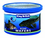 King British Algae Wafers (100g)