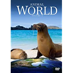 ANIMAL WORLD VOLUME 4 (Limited Collector's Edition) REGION FREE