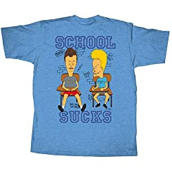 Beavis & Butt-Head: School Sucks Tee