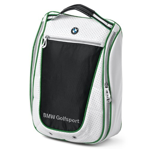 Genuine BMW Golfsport Golf Shoe Carrier Bag
