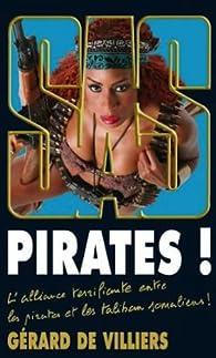 SAS, tome 177 : Pirates ! par G�rard de Villiers