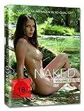echange, troc Naked Vol. 2 - Nackte Traumfrauen in HD-Qualität [Import allemand]