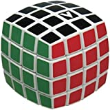 V-CUBE 4 White Multicolor Cube - Pillowed