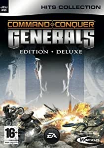 Command & conquer generals -édition deluxe