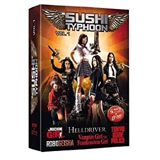 Sushi typhoon [Blu-ray]