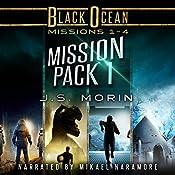 Mission Pack 1: Black Ocean Mission Pack, Missions 1-4 | J.S. Morin