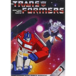 Transformers: More Than Meets The Eye! Season 1