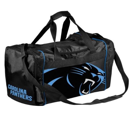 Nfl Carolina Panthers Core Duffle Bag
