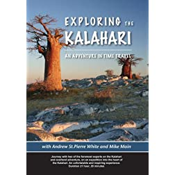 Exploring the Kalahari
