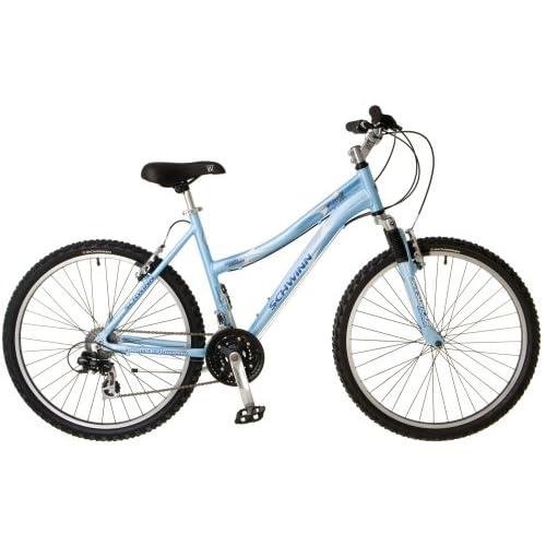 Amazon.com : Schwinn Ridge AL Women's Mountain Bike (26