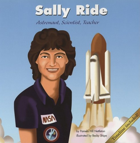 astronaut sally ride book - photo #1
