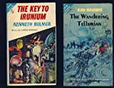 img - for Key to Irunium / Wandering Tellurian book / textbook / text book