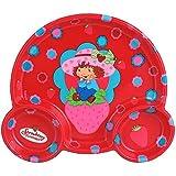 Strawberry Shortcake Plastic Kids Plate