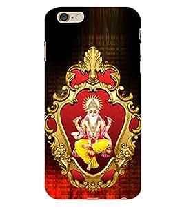 Lord Vishwakarmaa 3D Hard Polycarbonate Designer Back Case Cover for Apple iPhone 6 :: Apple iPhone 6