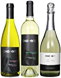 ONEHOPE California White and Sparkling Mixed Pack, 3 x 750 mL