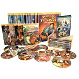 img - for 36 Animated Old And New Testament DVD Collection book / textbook / text book