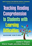 img - for Teaching Reading Comprehension to Students with Learning Difficulties, 2/E (What Works for Special-Needs Learners) book / textbook / text book