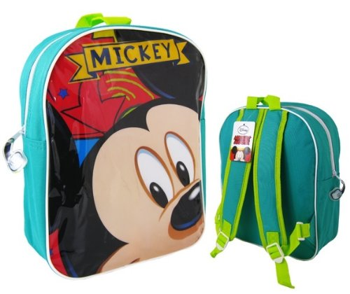 Disney - Mickey Mouse Jr Backpack