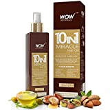 #4: Wow 10 In 1 Miracle Hair Oil -- No Mineral Oils & Parabens - Cold Pressed -200Ml