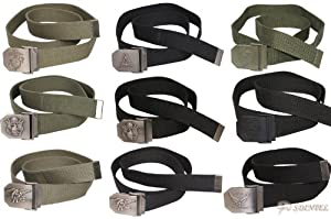 Us Belt Military Tactical,air Force,navy Seal,army,marines,deltaforce Belt by SURVIVOR