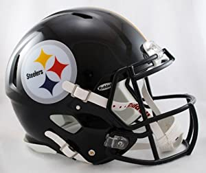 Riddell Revolution Speed Mini Helmet - Pittsburgh Steelers