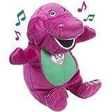 "Barney Singing I Love You Barney 10"" Plush"