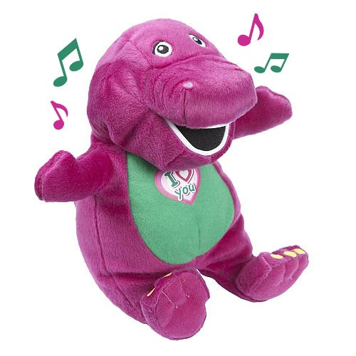 Barney Singing I Love You Barney 10