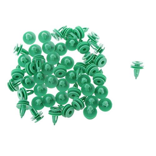50x-stossstangen-kotflugel-befestigung-clips-turverkleidung-clip-trimmen-verschluss-halter-grun-fur-