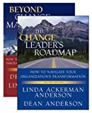 img - for The Change Leader's Roadmap and Beyond Change Management, Two Book Set book / textbook / text book