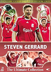 Steven Gerrard - The Ultimate Collection Dvd from ilc sport