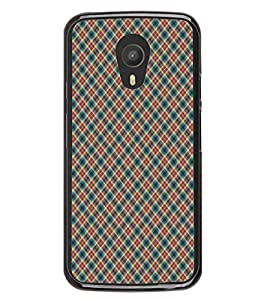 Colourful Pattern 2D Hard Polycarbonate Designer Back Case Cover for Meizu M1 Note