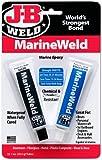 J-B Weld 8272 MarineWeld Marine Epoxy - 2 oz