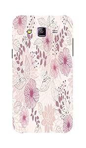 BlueAdda Back Cover for Samsung Galaxy J5