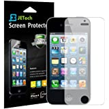 JETech Screen Protector Film for iPhone 4/4S - Matte (Pack of 3)