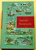 img - for American Backgrounds: Through Golden Windows book / textbook / text book