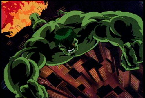Marvel Comic's The Incredible Hulk Season 1