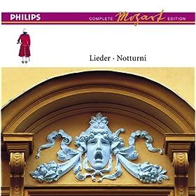 Mozart: Lieder & Notturni (Complete Mozart Edition)