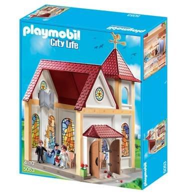 playmobil-r-city-life-church-5053-boda-romantica