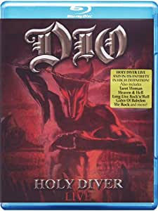 Dio: Holy Diver Live [UK Import]