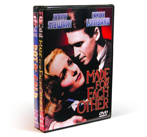 Made for Each Other (1939)/Pot O'gold (1941) [DVD]