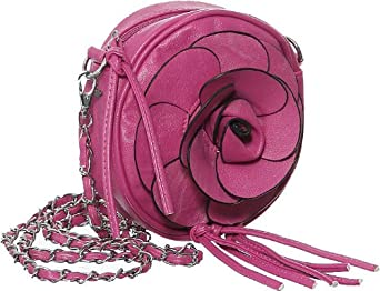 Small ''Flower Swingpouch'' Crossbody Bag (assorted colors)