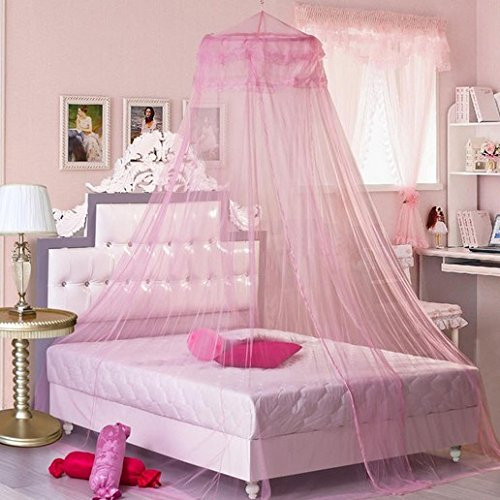 Twin Bed Canopy 3034 front