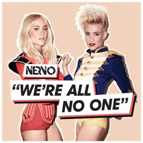 NERVO - Were All No One EP