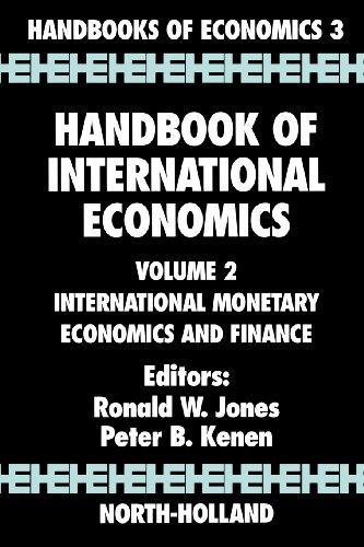 Handbook of International Economics: International Monetary Economics and Finance