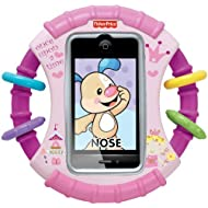Fisher Price Laugh And Learn Apptivity Case For IPhone And IPod Touch Devices, Pink