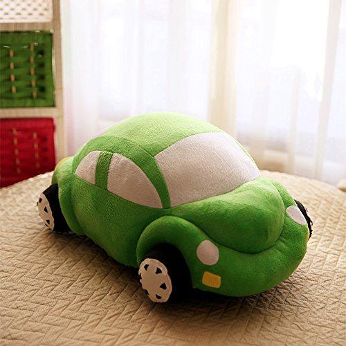Divertente peluche a forma di auto giocattolo per bambini, bambini, bambino, 30cm